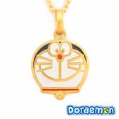 哆啦a夢Doraemon-經典哆啦-黃金墜子
