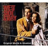 【停看聽音響唱片】【CD】伯恩斯坦:(西城故事)電影與音樂劇原聲帶