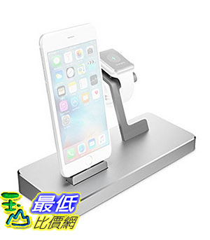 [現貨1個] Maxboost M-CS-4P-01-SLV 充電座 Multi-Charging Station Hub for iPhone 7 Plus, Apple Watch 2 _TB25