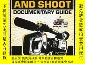 二手書博民逛書店The罕見Shut Up And Shoot Documentary GuideY255562 Anthony