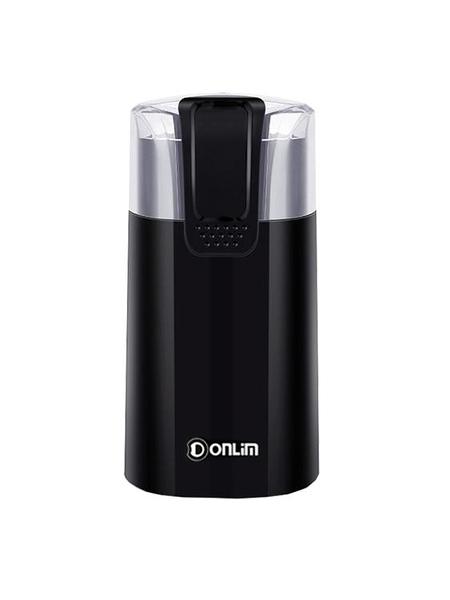 研磨機Donlim/東菱 DL-MD18磨豆機電動咖啡豆研磨機家用小型手搖磨粉機JD  美物 交換禮物