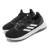 adidas 慢跑鞋 QT Racer Sport 黑 白 女鞋 基本款 Neo 愛迪達 【ACS】 FY5680