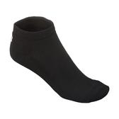 Asics 亞瑟士 [3013A125-002] 跑步 短襪 基本款 網布 透氣 黑