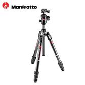 ◎相機專家◎ Manfrotto Befree GT 碳纖維三腳架套組 MKBFRTC4GT-BH 公司貨