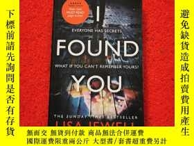 二手書博民逛書店found罕見youY42402 lisa jewell pen