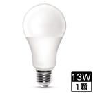 愛傢 高亮度LED13W球泡燈(黃光)【愛買】