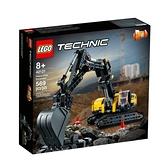 【南紡購物中心】【LEGO 樂高積木】Technic 科技系列 - 重型挖土機 42121
