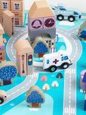 幼兒童積木拼裝玩具1-2周3-6歲5男孩女孩子益智 萬客居