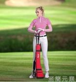 高爾夫球包 高爾夫槍包 男女 golf輕便球包 可裝5支球桿 練習場小槍包WD 至簡元素