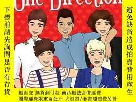 二手書博民逛書店Dress罕見Up - One DirectionY19139