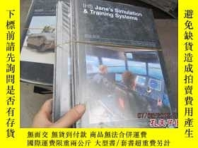 二手書博民逛書店his罕見jane s simulation training