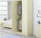衣柜實木簡易組裝臥室現代