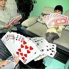 【塔克】耍大牌 4倍大撲克牌 巨型大撲克...