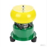 打磨機 玉石震動拋光機家用小型臺式全自動翡翠研磨機振動打磨機震桶機 220v