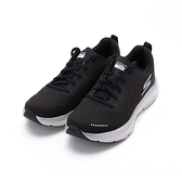 SKECHERS 慢跑系列 GO RUN RIDE 9 綁帶運動鞋 黑白 172005BKW 女鞋