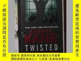 二手書博民逛書店《罕見Twisted 》Andrea Kane 著 英文原版Y1