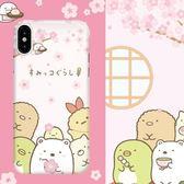 角落生物手機殼-角落生物蘋果XSMAX手機殼7plus/8p軟殼iPhone6splus硅膠XR櫻花春