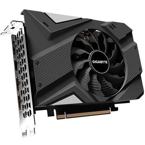 GIGABYTE 技嘉 GeForce GTX 1660 SUPER MINI ITX OC 6G 顯示卡 GV-N166SIXOC-6GD