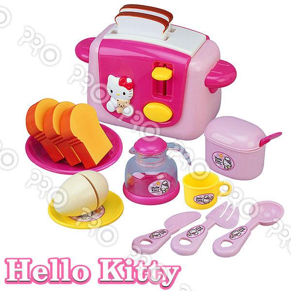 《Hello Kitty》烤麵包機_KT2018