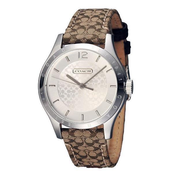Coach - 經典款式腕錶 COACH手錶 女錶男錶對錶 大牌精品錶
