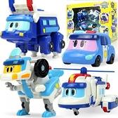 《 幫幫龍 》迷你變形救援特警組 3.5吋 / JOYBUS玩具百貨