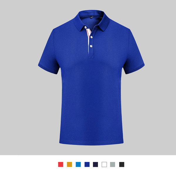 【晶輝團體制服】LS2165*配色素面POLO衫(印刷免費)公司制服,班服
