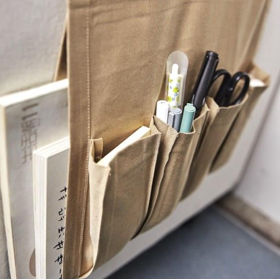 沙發收納袋布藝遙控器收納袋