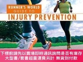 二手書博民逛書店Runner s罕見World Guide To Injury PreventionY255174 Barri