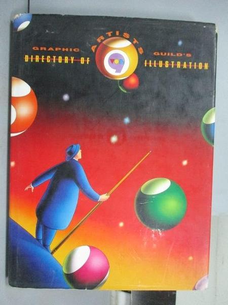 【書寶二手書T6/設計_PQA】Directory of Illustration