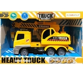 HEAVY TRUCK SUPER POWER 工程吊車 TOYeGO 玩具e哥