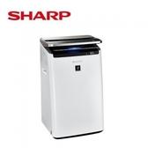 SHARP夏普23坪日製 自動除菌離子AIoT智慧空氣清淨機 KI-J101T-W *免運費*