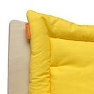 Leander 新款二代 成長型高腳餐椅坐墊-陽光黃〔衛立兒生活館〕