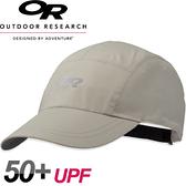 【Outdoor Research 美國 HALO RAIN CAP 防水透氣鴨舌帽〈卡其〉】244066/鴨舌帽/棒球帽/防曬帽