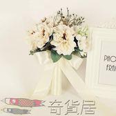 雙十二狂歡購手捧花女婚紗照攝影道具仿真花束