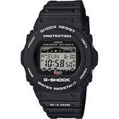 CASIO 卡西歐 G-SHOCK 太陽能電波衝浪手錶-酷黑 GWX-5700CS-1 / GWX-5700CS-1DR