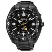 SEIKO Prospex GMT人動電能腕錶(SUN047J1)5M85-0AE0SD
