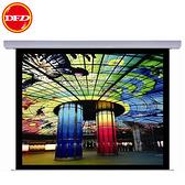 晶美系列  EH 70 x 70   ( AV一般視廳用 1 : 1 ) 87吋 電動布幕(鐵金屬外殼)