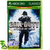 (美國代訂) XBOX360 決勝時刻 戰爭世界 世界大戰Call of Duty World at War 英文美版