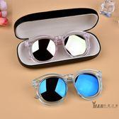 (萬聖節)兒童太陽眼鏡 兒童眼鏡太陽鏡男童女童墨鏡韓國防紫外線眼鏡寶寶太陽眼鏡潮