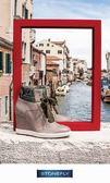 冬特惠...義大利 STONEFLY FINNY 3 菲妮高科技貼膚皮革舒適鞋103557 M37氣質棕 UK35~38