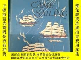 二手書博民逛書店Three罕見Ships Came Sailing【三艘駛來的船