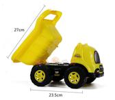 大容量兒童沙灘玩具車翻斗車寶寶玩沙運輸