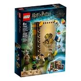 76384【LEGO 樂高積木】Harry Potter 系列 - 霍格華茲魔法書:藥草學