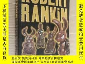 二手書博民逛書店The罕見Hollow chocolate bunnies of