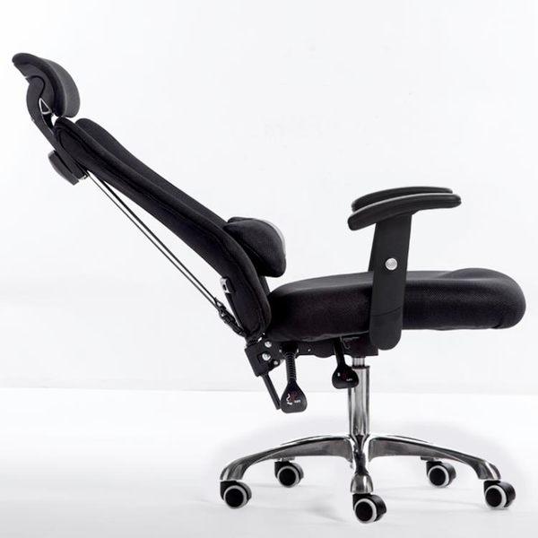 電腦椅辦公靠椅升降椅旋轉椅老闆椅學習用椅子桌椅家用寫字椅創意XW【好康免運】