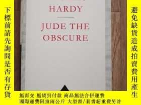二手書博民逛書店Jude罕見the Obscure 無名的裘德 Thomas Hardy 托馬斯·哈代 everymans lib