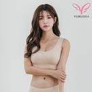 【Yurubra】親愛的無痕內衣。無痕 無鋼圈 居家 運動 內搭 背心 小胸 台灣製 A.B.C.D罩。※0589米