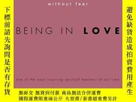 二手書博民逛書店Being罕見In LoveY364682 Osho Harmony 出版2008