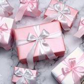 (交換禮物)聖誕裝飾 聖誕禮盒禮品堆頭聖誕節裝飾品禮物盒節日蝴蝶結道具小包裝盒