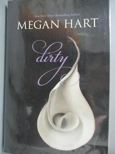【書寶二手書T1/原文小說_JIX】Dirty_Hart, Megan